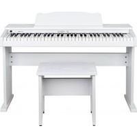 Kozmos Kkp-161Wh Dijital Çocuk Piyanosu + Tabure + Kulaklık