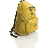 Faber-Castell Basic Sırt Çantası Düz Renk Sarı