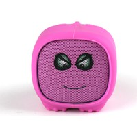 Dino Pembe Bluetooth Hoparlör - Yaramaz