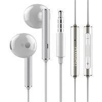 Huawei AM116 Mikrofonlu Kablolu Kulaklık - Beyaz (Huawei Türkiye Garantili)