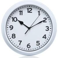 Koopman Duvar Saati Beyaz 22.3X3.8Cm