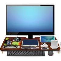 Ahşap Şehri Mini Bilgisayar Masam