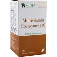 Nsup Multivitamin & Mineral Co-Q 10 - 30 V-Kapsül