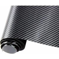 Carbins Siyah 5D Vinil Karbon Fiber Folyo (Boyut: 20Cm X 152Cm)