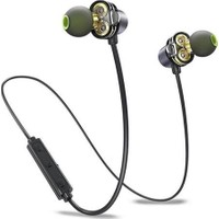 Schulzz Awei X670Bl Dual Driver Bluetooth Mikrofonlu Kulaklık V4.2 Siyah