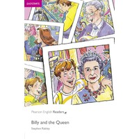 Billy And The Queen - Penguin Longman English Readers Easy Stares (Book + CD Pack)
