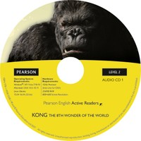 King Kong - Penguin English Active Readers Level 2 (Book + CD Pack)