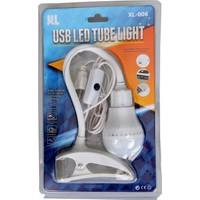 F.B.I MY-006 Esnek USB Klipsli LED Masa Lambası