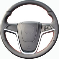 Fox Opel Astra J Uyumlu Araca Özel Deri Direksiyon Kılıfı
