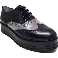 Shop And Shoes 212-18183-M Kadın Ayakkabı SiyahÇelik