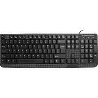 Everest KB-871U Siyah USB US Layout Standart Klavye