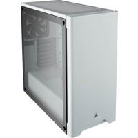 Corsair Carbide 275R Beyaz ATX Tempered Cam Kasa-CC-9011131-WW