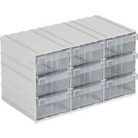 Sembol Plastik Set 120-9 Plastik Çekmeceli Kutu