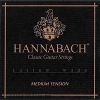 Hannabach 7287Mt Klasik Gitar 3'Lü Bas Tel Seti