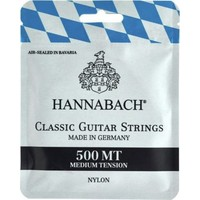 Hannabach 500Mt Klasik Gitar Takım Tel