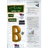 Açı Yayınları 11.Sınıf Biyoloji Efsane Yaprak Test