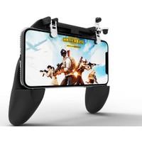 Aksesuarfırsatı Smartoyun W11 Mekanik Mobil Oyun Kontrolcüsü - PUBG - Tüm Oyun ve Telefonlar ile Uyumlu