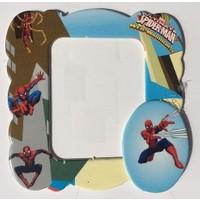 PartiniSeç Spiderman 25li Magnet Örümcek Adam Doğum Günü Parti Çerçevesi