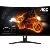 """AOC C32G1 31.5"""" 144Hz 1ms (Analog + Display + HDMI) FreeSync 2Full HD Curved Monitör"""