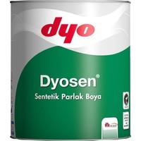 Dyo Sen Sentetik Parlak Boya 0,75 Lt Alüminyum Gri