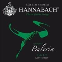 Hannabach 8268 Lt Flamenko Gitar Teli (Alt 3Lü Set)
