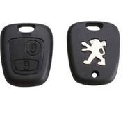 Yedek Parça Evi Peugeot 106 107 206 207 306 307 406 Anahtar Kumanda Kabı