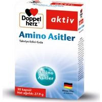 Doppel Herz Aktiv Amino Asitler 30 Kapsül