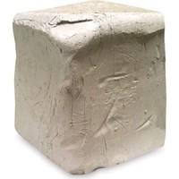 Hobi24 Doğal Beyaz Kil - Seramik Hamuru 5 Kg.