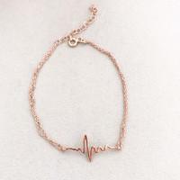 Vella Jewels Kalp Atışı Bileklik