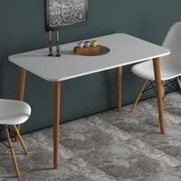 Monte Sehpa Dikdörtgen Mutfak Masası - 120 x 69