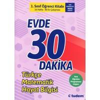 Tudem Yayınları 1. Sınıf Evde 30 Dakika
