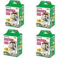 Fujifilm Instax Mini 20'li Film 4'lü Set 80 Poz