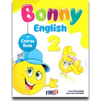 Foren Elt 2. Sınıf Bonny English Course Book + Activity Book