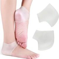 Wellflex Silikon Topuk Çorabı, Yeni Nesil Jel Silikon Topuk Koruyucu