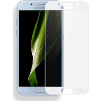 Bufalo Samsung A5 2017 (A520) Kavisli 4D Cam Ekran Koruyucu