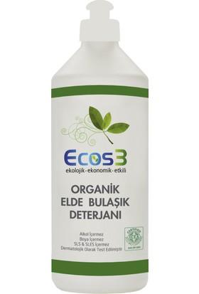 Ecos3 Elde Bulaşık Deterjanı 500 ml
