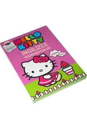 Hello Kitty İngilizce Öğreniyorum Çocuk Yapboz Puzzle Gordion Ju
