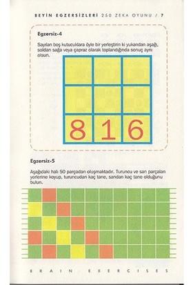 250 Zeka Oyunu Beyin Egzersizleri-1