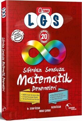 Doktrin 8. Sınıf LGS Matematik Sıfırdan Sonsuza Dek 20 Deneme