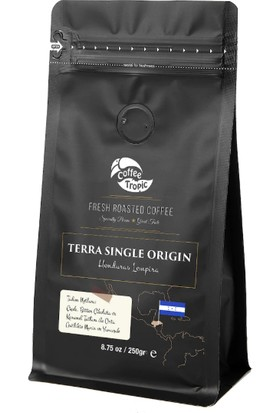 Coffeetropic Terra Single Origin Honduras-Lempira 250 gr