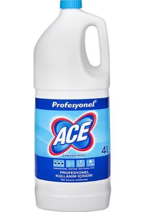 Ace Çamaşır Suyu Profesyonel 4 lt 4'Lü