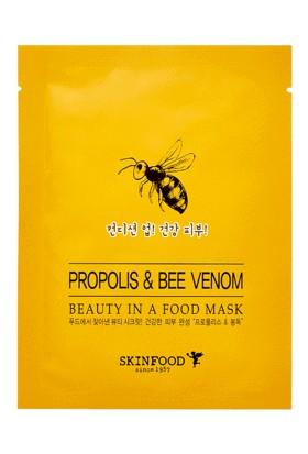 Skinfood Beauty in a Food Mask Sheet, Propilis & Bee Venom