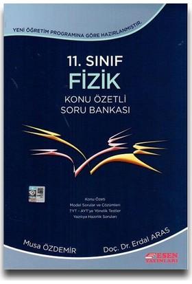 Esen Yayınları 11. Sınıf Fizik Konu Özetli Soru Bankası - Erdal Aras