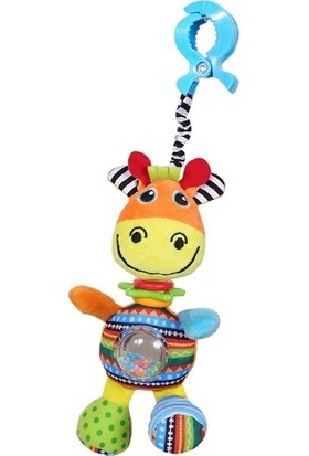 Biba Zürafa Gigi Aktivite Oyuncağım