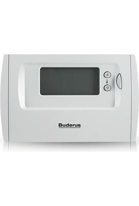 Buderus RT36RF Kablosuz Programlanabilir Oda Termostatı / Kumandası