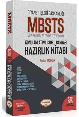 Yediiklim Yayınları Diyanet İşleri Başkanlığı Mbsts (Mesleki Bilgiler Seviye Tespit Sınavı ) Konu Anl.Soru Bankası Hazırlık Kitap