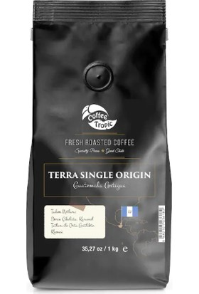 Coffeetropic Terra Single Origin Guatemala-Antigua 1 kg
