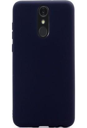 Gpack Lg Q7 Plus Kılıf Premier Esnek Yumuşak Lüx Silikon