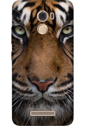 Cekuonline Casper Via P2 Desenli Esnek Silikon Telefon Kapak Kılıf - Lion Aslan