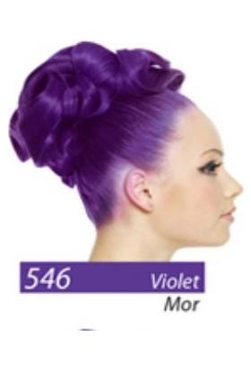 Jamaican Jeans 546 Violet Saç Boyası 250 ml
